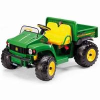 John Deere Gator HPX 12V / 12Ah Accu tractor met kipbak 3+