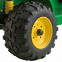 Set rear wheel John Deere Gator HPX 4x2 and 6x4