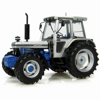 "Ford 7810 ""Jubilee - Edition"" -  Silber - 25 Jahre Basildon  1:32"