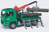 Camion Forestier MAN  1:16