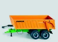 Siku-Control - Joskin Tandemasser kiepwagen / aanhanger  1:32