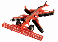 Kuhn Discover XL60 Cultivator  1:32