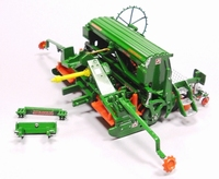 Amazone AD3000 Super - Poweharrow with drill