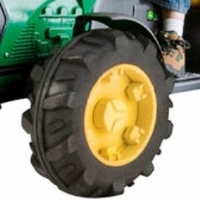 Set Voorwielen John Deere Power Pull / Ground Force