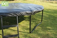 EXIT Trampoline Hoes Oval (8 x 12,5 Ft)