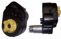 1 Motor + Tandwielkast John deere Power Pull