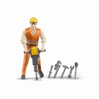 BWorld wegwerker met accessoires
