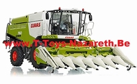 Wiking - Claas Lexion 760 + 8 row Conspeed  1:32
