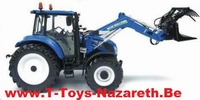UH - New Holland T5.115 avec Chargeur Frontal  1:32