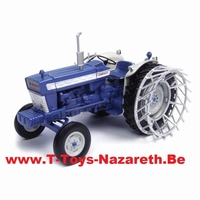 UH - Ford 5000 avec Roues Cage - Ed. Lim. 1500 Fabriqee  1:32