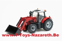 Britains - Massey Ferguson 6616 with frontloader  1:32