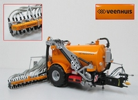 Veenhuis swivepole Slurry Tank with Injector - Showbox  1:32