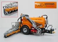 Kverneland-Veenhuis Tonneaux+Euroject Injecteur - Showbox  1:32