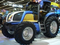 ROS - New Holland NH2 Hydrogen Tractor  1:32