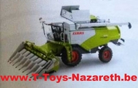 Wiking 2016 - Claas Tucano 570 + Conspeed 8-75  1:32