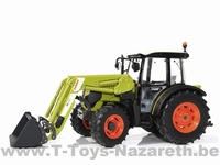 MarGe Models 2016 - Claas Elios 230 + Chargeur Frontal FL  1:32