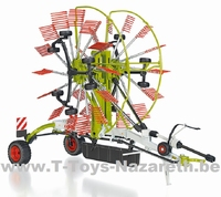 Wiking 2016 - Claas Liner 2600  1:32