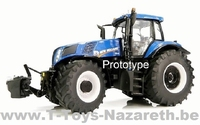 Marge Models 2017 - New Holland T8.435 Blue - Trelleborg  1 32