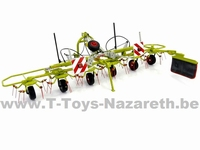 MarGe Models 2017 - Claas Volto 60 - 6 element Tedder  1 32