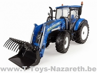 UH 2017 - New Holland T5.120 + 740TL Front Loader  1 32