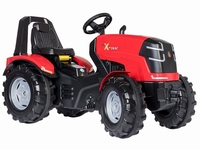Rolly-Toys - X-Trac Premium - Tracteur a Pedales - 4-10 ans  ca 110 - 140 cm