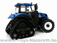 MarGe Models 2018 - New Holland T8.435 Blue SmartTrax  1 32