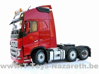 MarGe Models 2018 - Volvo FH16 750 - 3 Axle Lorry - Red  1 32