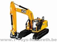 Britains 2018 - JCB 220X LC - Excavator  1 32