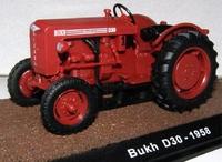 Bukh D30 - 1958  1 32