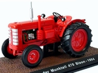 Bolinder Munktell 470 Bison - 1964  1 32