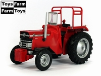 Toys Farm 2019 - Massey Ferguson 148 MP with Sirocco Frame  1 32