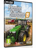 DVD Farming Simulator 2019 - for PC