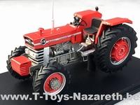 Artisanal - Massey Ferguson 178 - 4RM - Jantes Rouge  1 32
