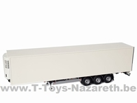MarGe Models 2019 - Pacton Reefer Trailer - Weiss  1 32