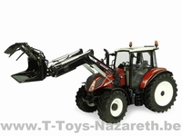 Universal Hobbies 6206 - New Holland T5.120 Centenario + FL  1 32