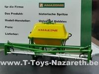 UH - 50 Jahre Amazone Pflanzenschutztechnik - S300 Spritze