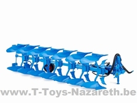 ROS - Lemken Juwel 10 - 7 furrow plough  1 32