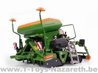UH5384 - Amazone Centaya 3000 Super Seeddrill combi + T-Pack  1 32