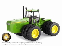 ERTL 2020 - John Deere 8560 4WD with Triples - NFTM-2020  1 32