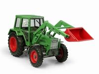 UH5251 - Fendt Farmer 108LS 4WD met voorlader  1 32