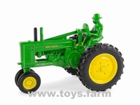 ERTL 75th Anniversary - John Deere A avec Conducteur  1 32