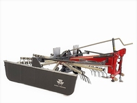 MarGe Models - Massey Ferguson RK 421 DN - Single Rotor Rake  1 32