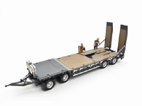 AT-Collections 2020 - Nooteboom ASDV-40-22  lowloader Black  1 32