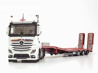 MB Actros Gigaspace 6x2 + Nooteboom - Limited Kuhn Edition