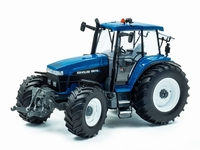 ROS - New Holland 8670A met fronthef - Limited Edition 500#  1 32