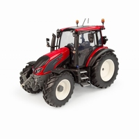 UH - Valtra G135 - Rouge - Edition Limitee 750#  1 32