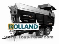Universal Hobbies - Rolland Rollspeed 6835 - Edition Noire  1 32