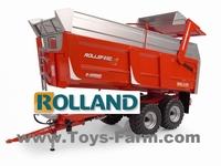 Universal Hobbies - Rolland Rollspeed 6835 - Roter Edition  1 32
