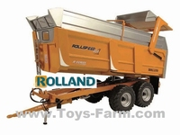 Universal Hobbies - Rolland Rollspeed 6835 - Orange Edition  1 32