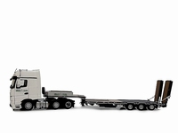 MB Actros Gigaspace 6x2 + Nooteboom - Limited Deutz Edition